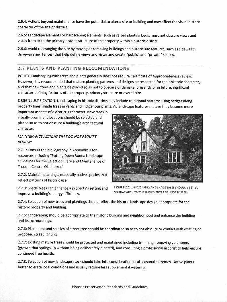 Historic Preservation Standards and Guidelines - Figure 28