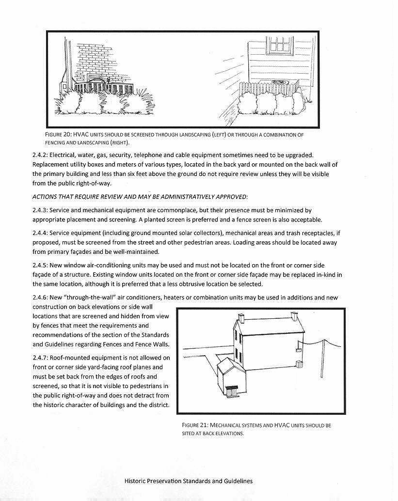 Historic Preservation Standards and Guidelines - Figure 24