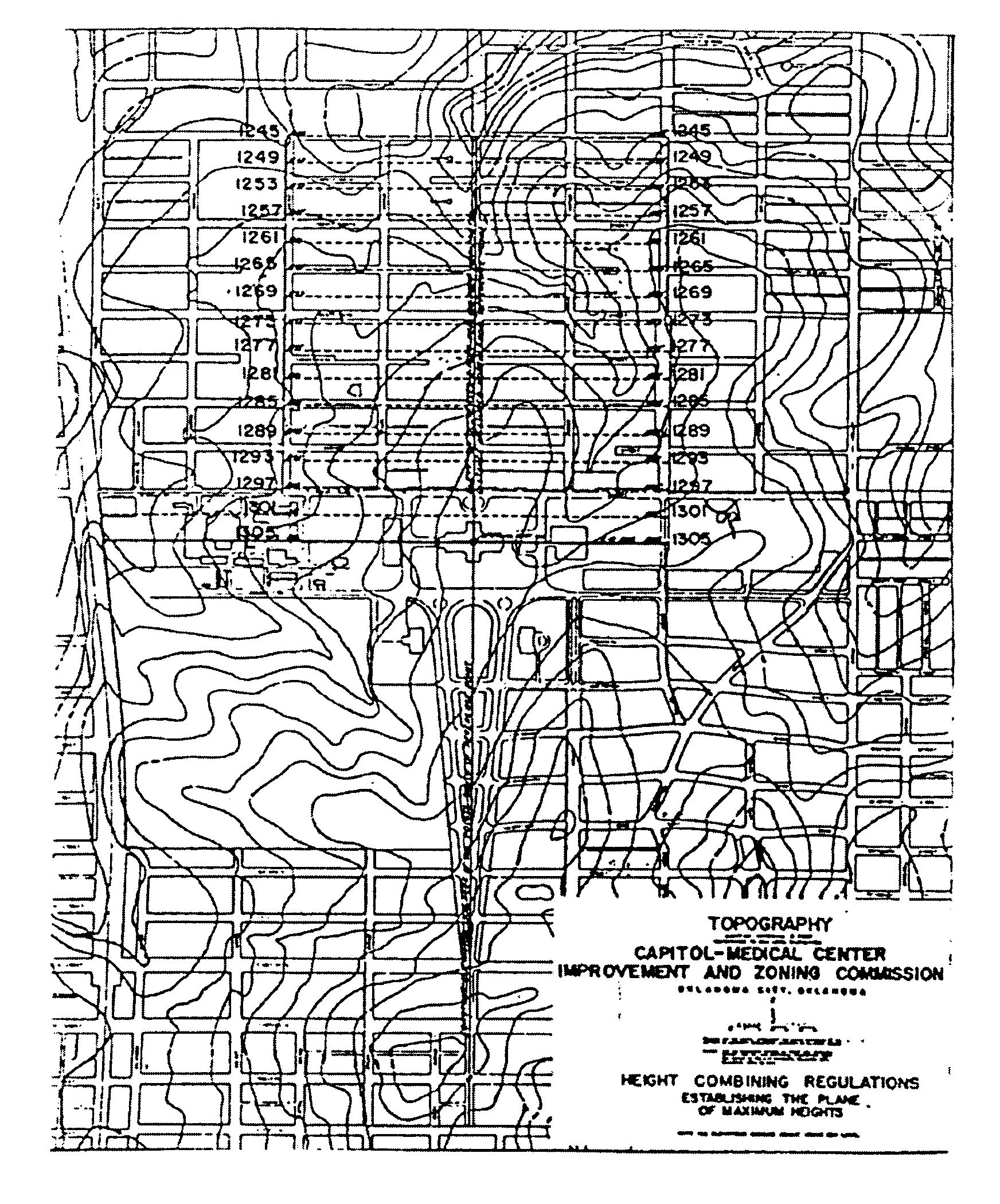 Official Height Zoning Map - Figure 1