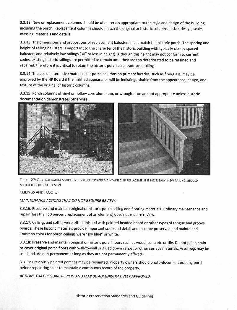 Historic Preservation Standards and Guidelines - Figure 39